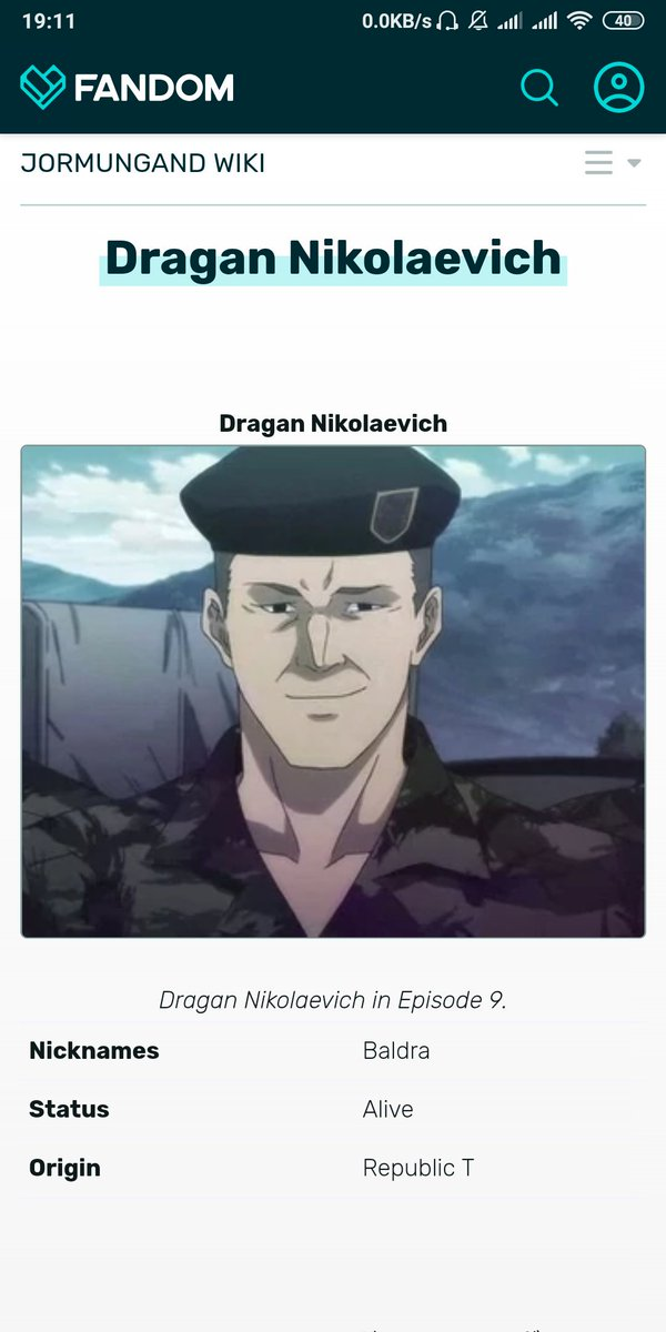 my nigga arkan got his own anime
