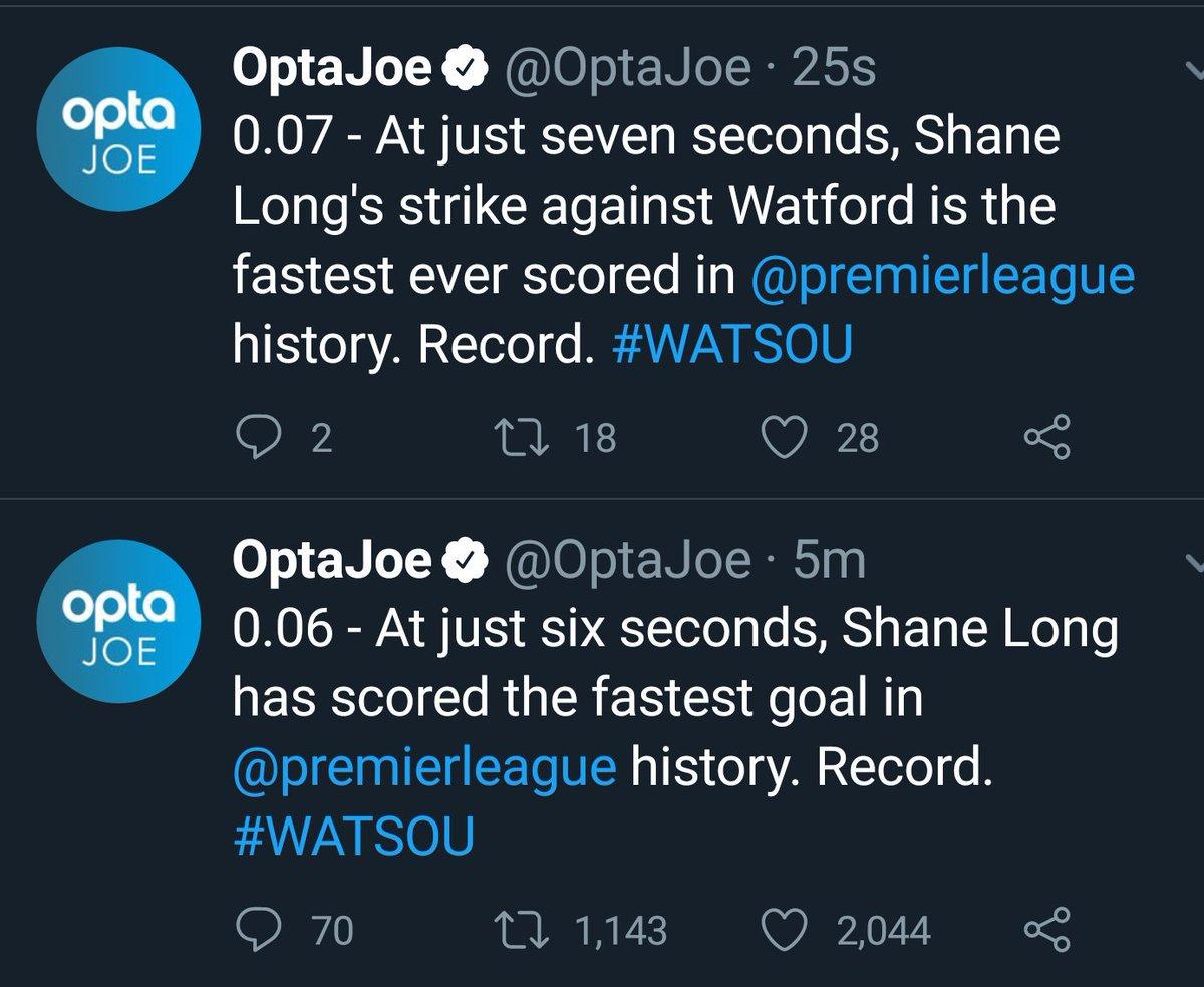 OptaJoe on Twitter: