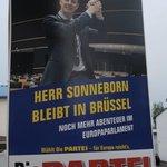 Image for the Tweet beginning: Die #PARTEI Hessen informiert:
