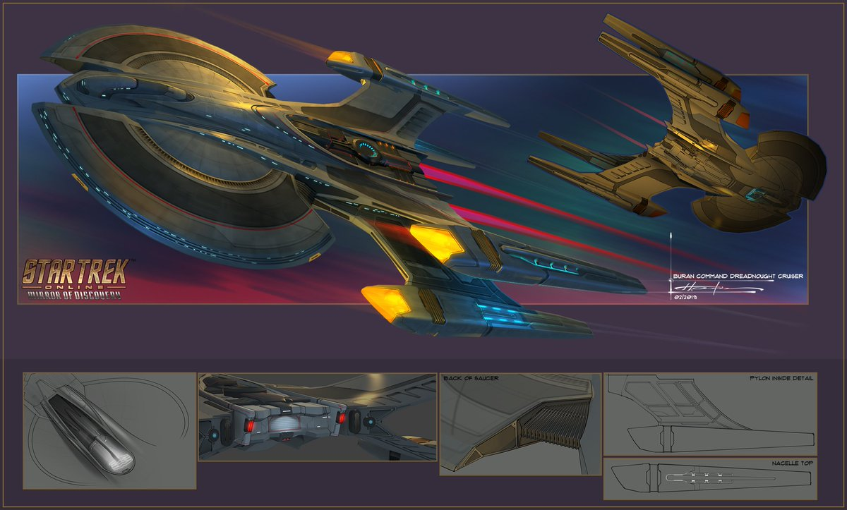 Star Trek Online On Twitter Get A Closer Look At The Concept Of