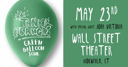 We're only ONE MONTH AWAY until @TankandDaBangas takes the stage on May 23rd with special guest @adiavictoria! Grab tickets >>> bit.ly/TankDaBangas