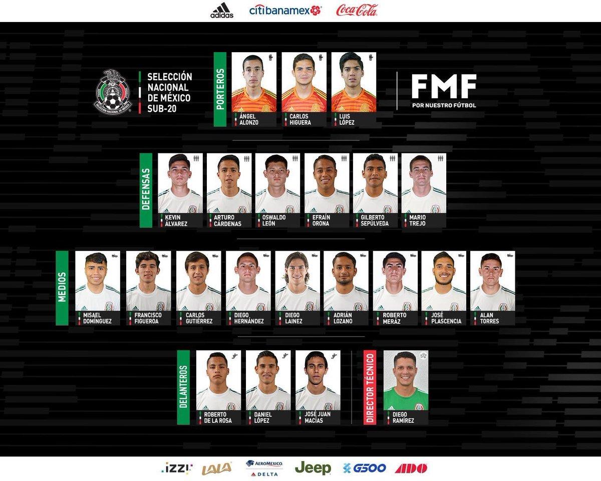 Carlos Córdova 🧔🏻(Oficial)'s photo on Mundial Sub-20