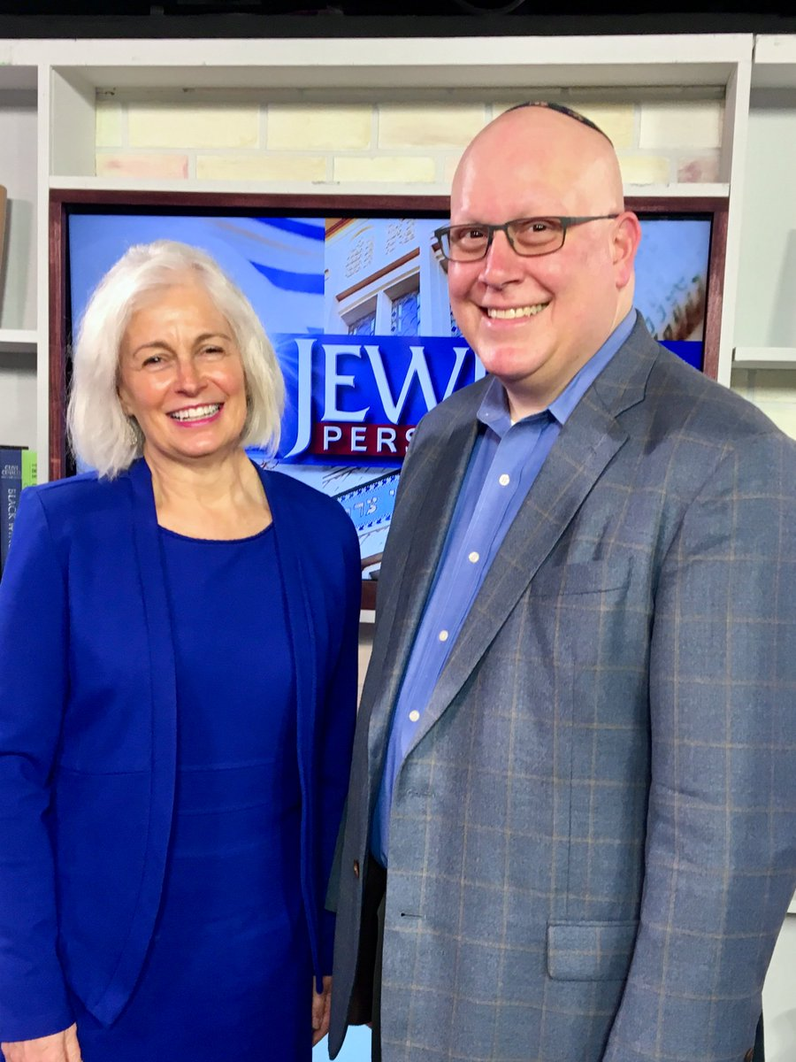 Hope, not hate! Tune into @7News at 7am on Sunday, 5/26 to see the latest episode of Rabbi Elaine Zecher's #JewishPerspective with special guests @BurtonJM of the @BostonJCRC, @rtrestan and Danika Manso-Brown of the @ADL_NewEngland!