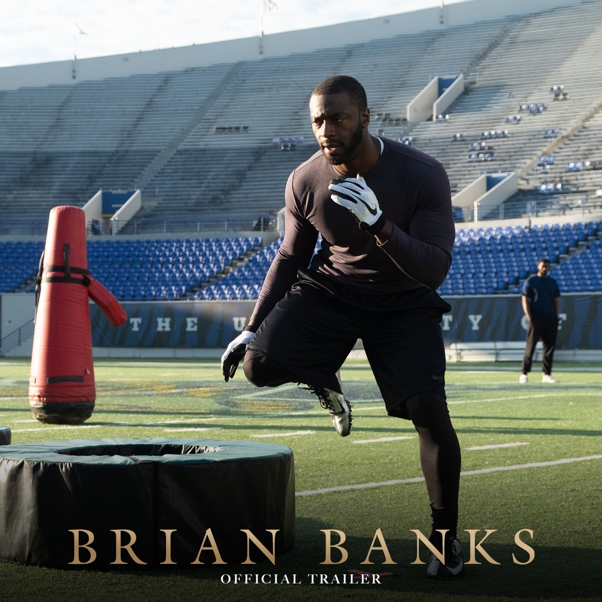 When justice failed, his courage prevailed. Based on a true story, watch the official trailer for #BrianBanksMovie. In theaters this August.