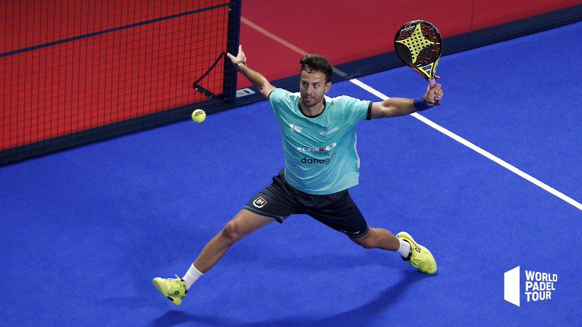 Miki Solbes y Jorge Ruíz sellaron su pase al cuadro final del Alicante Open
