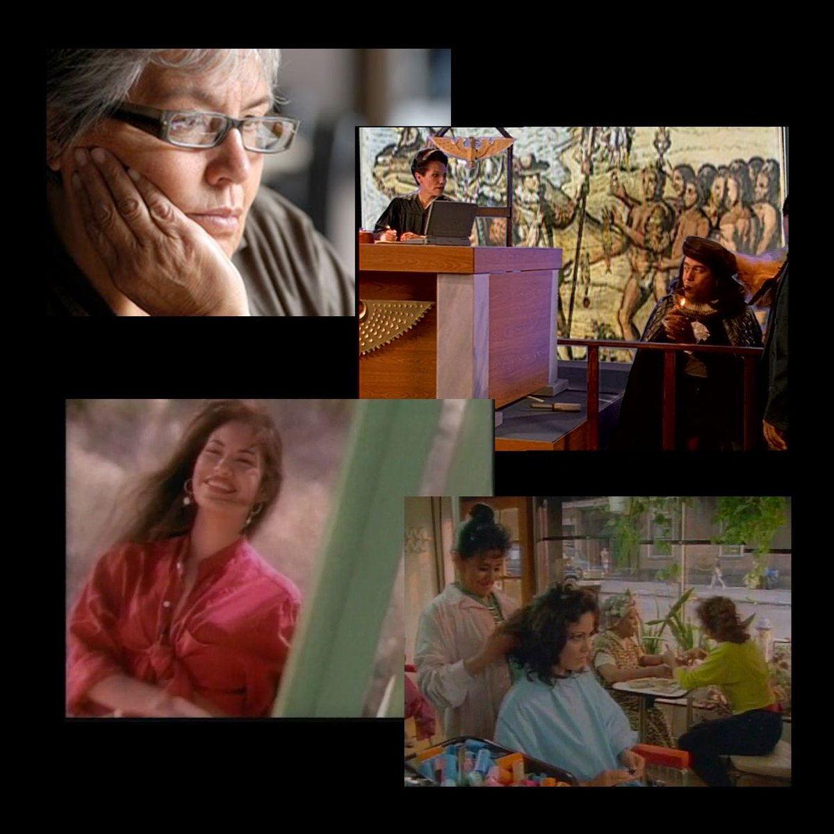 test Twitter Media - We will honor the work of #Chicana #filmmaker, #LourdesPortillo, with a special #CLAIFF22 retrospective, Thursday, May 2nd at @vccinema. #Vida #Columbus #selena Actor Richard Montoya, of @CultureClashOn, will be our special guest in attendance. Details: https://t.co/CJBwfZNwr1 https://t.co/WnQ3FyVJq9
