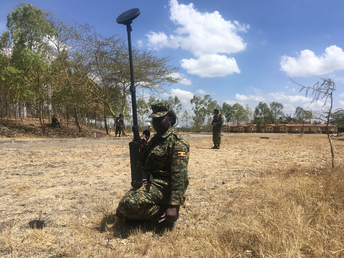 RT BPST_A: The detection of IEDs is a key skill for any military. Last week saw instrs from #KDF supported by BritishArmy #Proud_Sappers deliver trg to Rwandan and Ugandan Defence forces in Rwanda helping develop their own instructor capability. Surely i…
