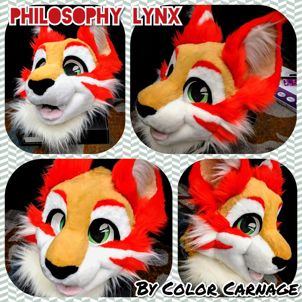 It&#39;s about time we released this wild lynx to the wild!  #fursuit #furry #furryfandom #furries #fursuitfriday #fursuiting #fursuithead #fursuitmaker #colorcarnage<br>http://pic.twitter.com/0K5r8IKjQ5