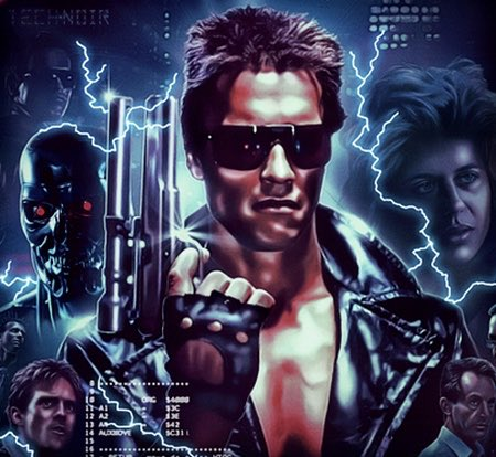 #31DayCinemaChallenge  Day 9: Favourite action film  Please don't make me pick between The Terminator and Aliens.<br>http://pic.twitter.com/JmuSBTt9Lp