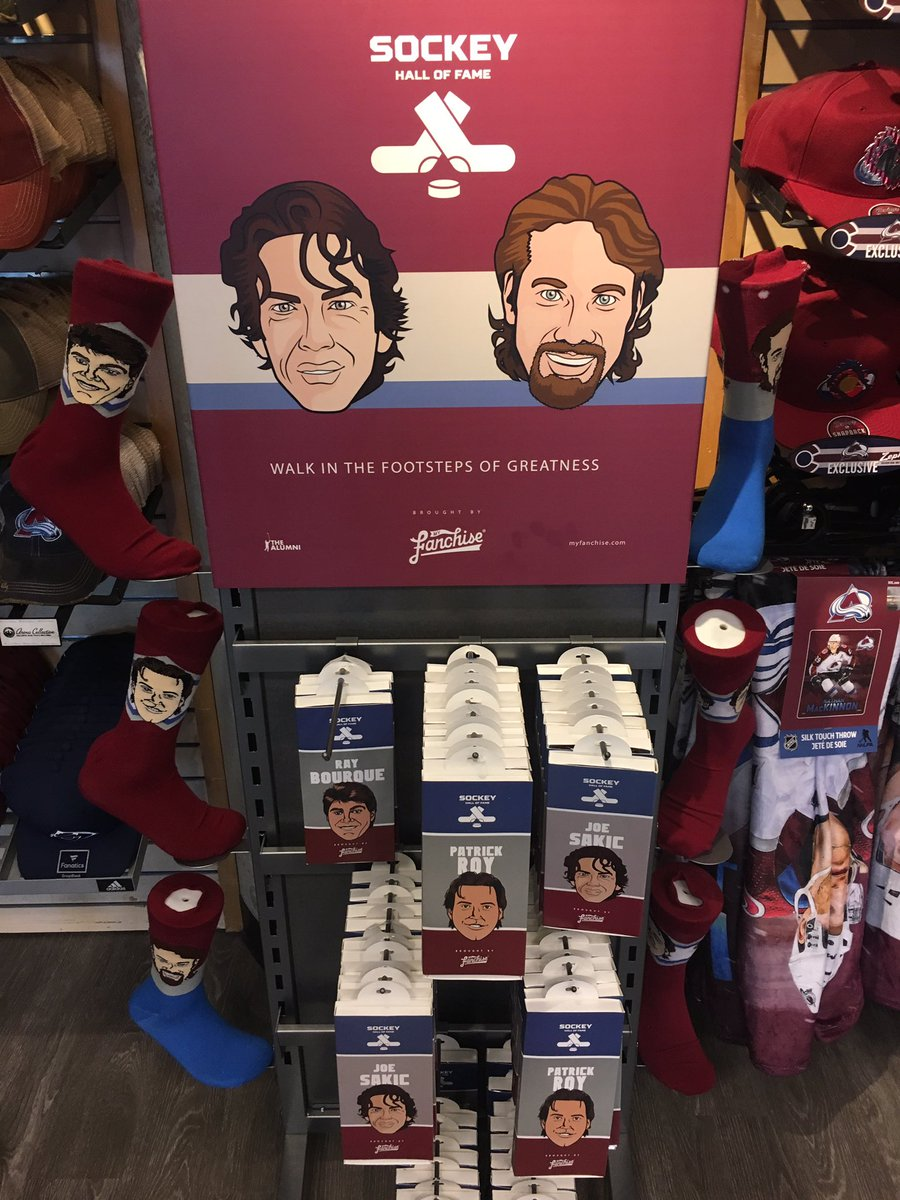 I may need to add to my sock collection. These @Avalanche legend socks are AWESOME!!! #GoAvsGo  #sockgame <br>http://pic.twitter.com/0D8E6zHfqy