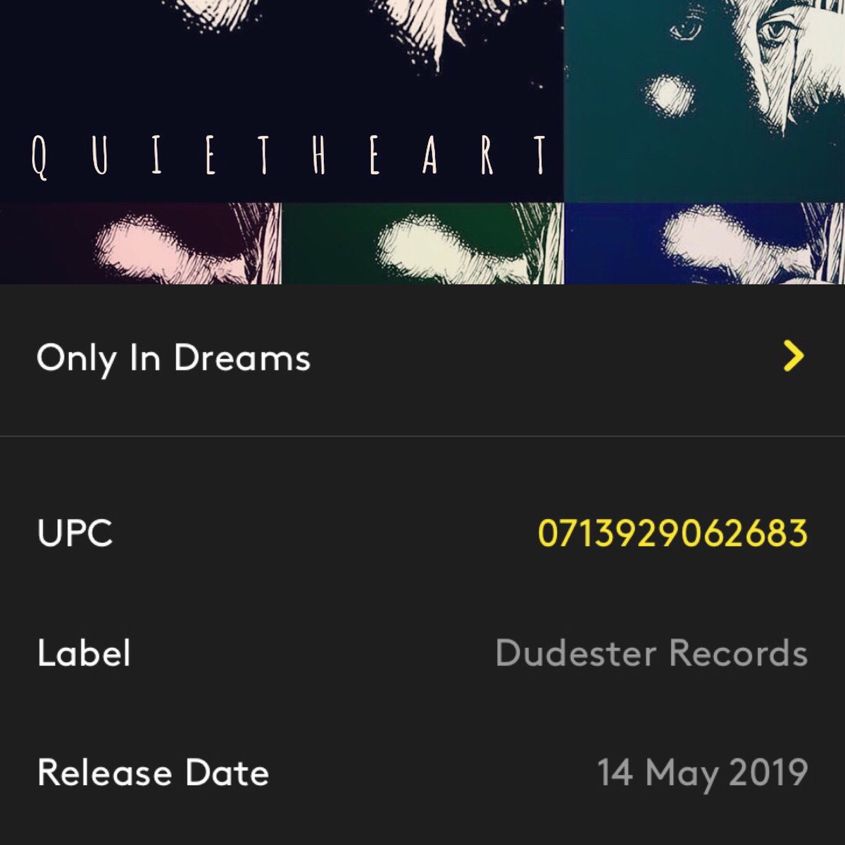 test Twitter Media - The new song 'Only In Dreams' for my music project 'Quietheart' is due for release in a couple of weeks. Watch this space! #music #indie #alternative #amuse #independentmusician #independentartist https://t.co/WXtq3GZ89H