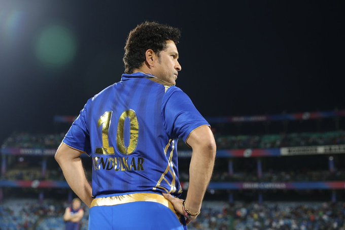 Happy Birthday Sachin Tendulkar. Stay blessed always.