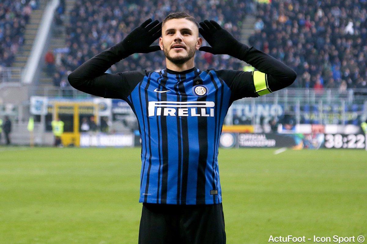 Daprès @Gazzetta_it, le PSG serait intéressé par le profil de Mauro Icardi. LInter Milan réclamerait 70 M€ pour céder son joueur. La Juventus et lAtlético de Madrid seraient également attentifs à la situation de linternational argentin.