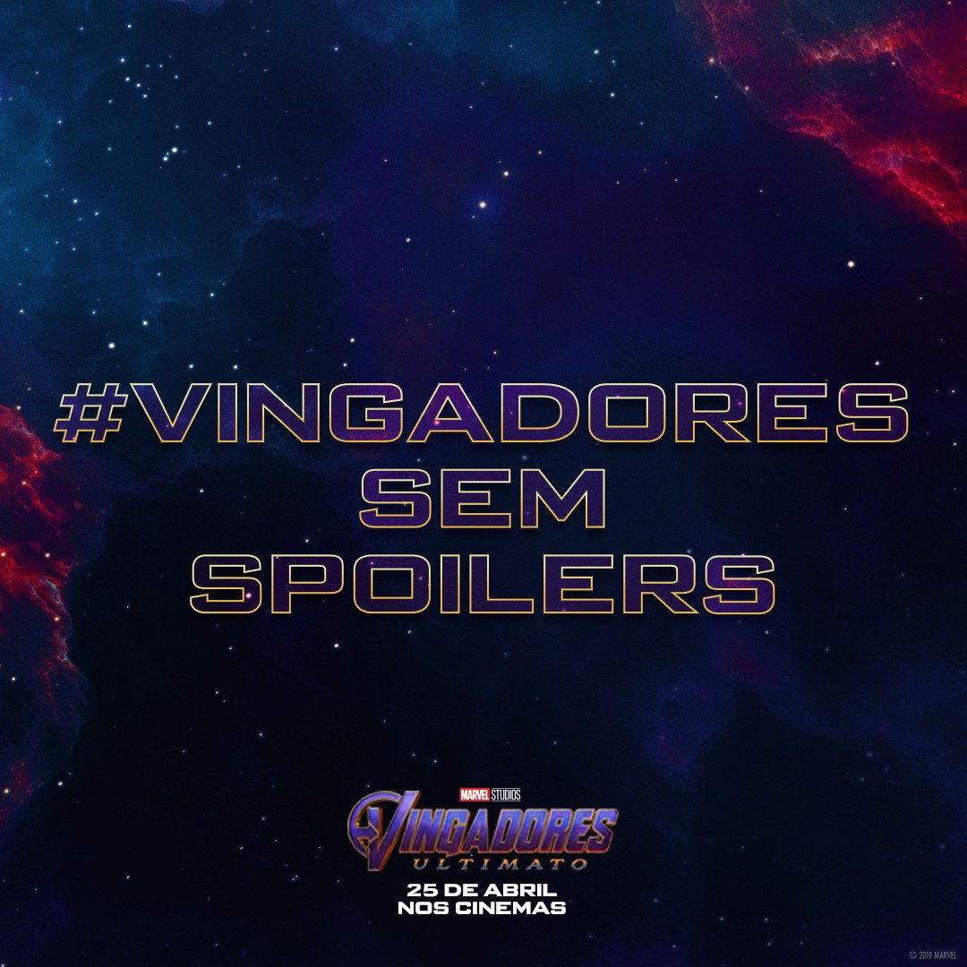 MarvelBR's photo on #VingadoresSemSpoilers
