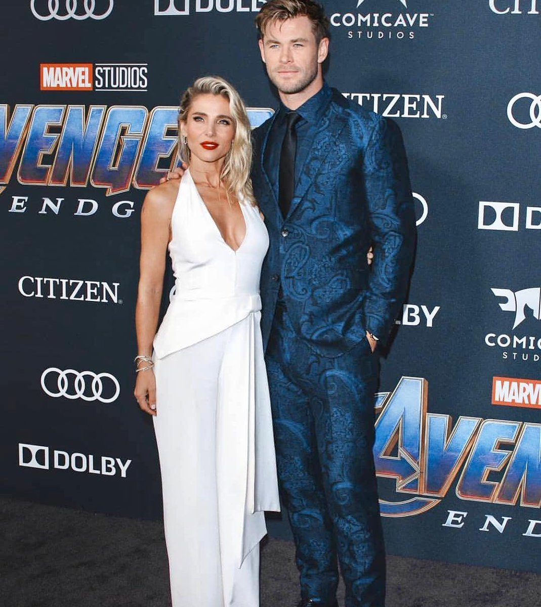 Avengers world premiere last night. This movie's gonna blow ya socks off 🧦💣🤙🤙🤙🕺🏻 #avengersendgame #MarvelStudios