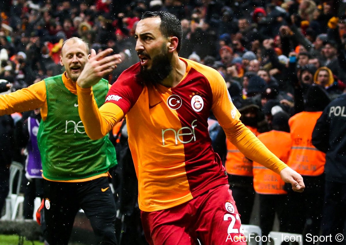 Kostas Mítroglou sur un possible retour à lOM : « Ne relayez pas et ne croyez pas toutes les stupidités qui sont publiées dans la presse. Tous les membres de la famille de Galatasaray sont exclusivement concentrés sur la conquête dun 22e titre de champion et rien de plus. »