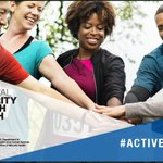 Image for the Tweet beginning: National Minority Health Month ends