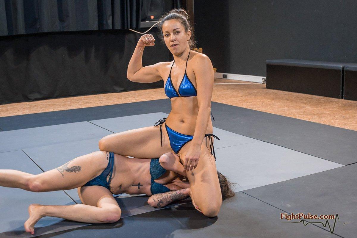 Pantyhose Domination Wrestling