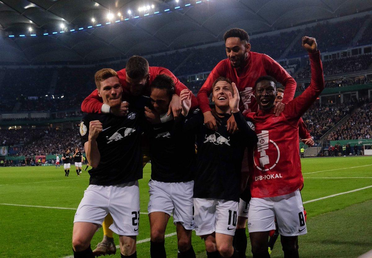 РБ Лейпциг обыграл Гамбург и впервые в своей истории вышел в финал Кубка Германии - изображение 1