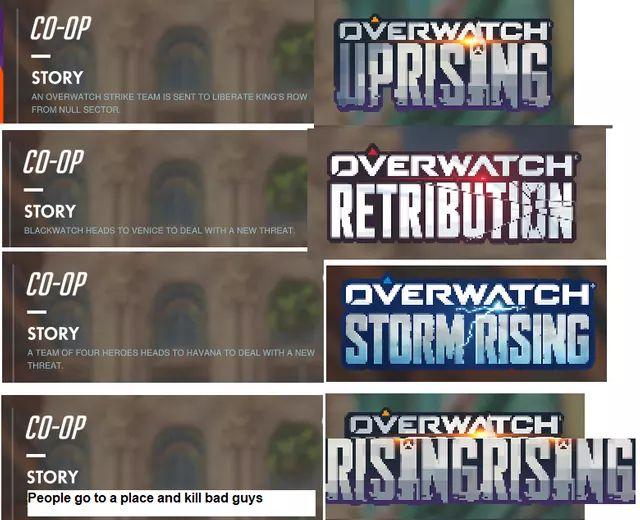Overwatch.TXT (@OverwatchTXT) on Twitter photo 23/04/2019 20:41:24