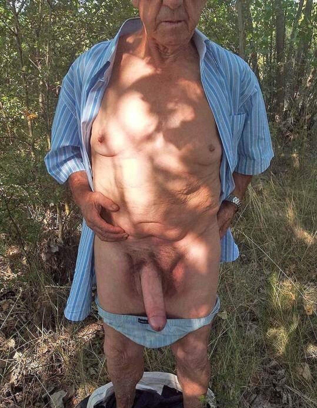 Dick grandpa big Grandpa