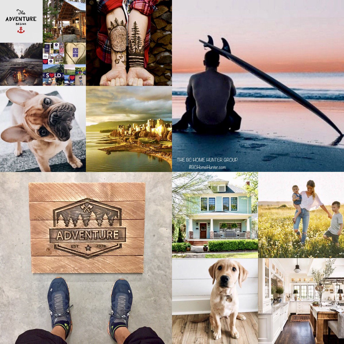 THE #BC HOME HUNTER GROUP Big thank you to Jen & Logan for your thoughtful #QualicumBeach, #VancouverIsland seaside home referral, see you two soon! #Vancouver #YVR #WestVan #NorthVan #Squamish #Whistler #WhiteRock #FraserValley #BCHomeHunter #Alberta #WeLoveBC #WeSellBC #Canada