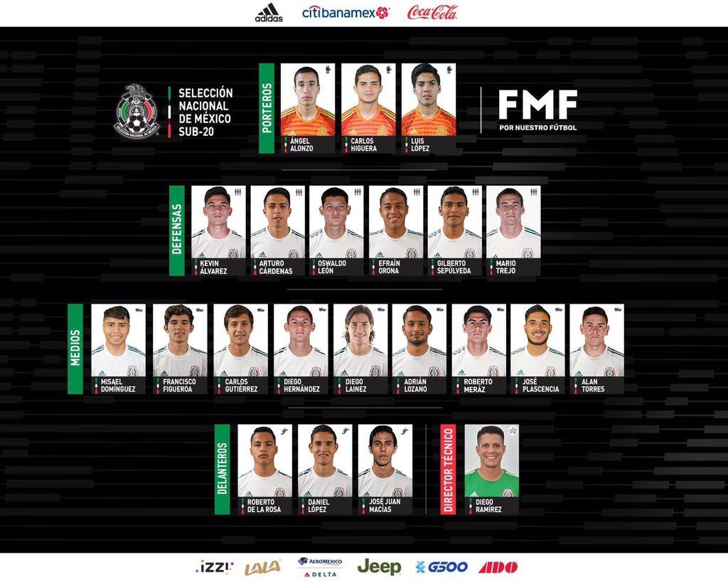 Sfera Deportes's photo on Mundial Sub-20