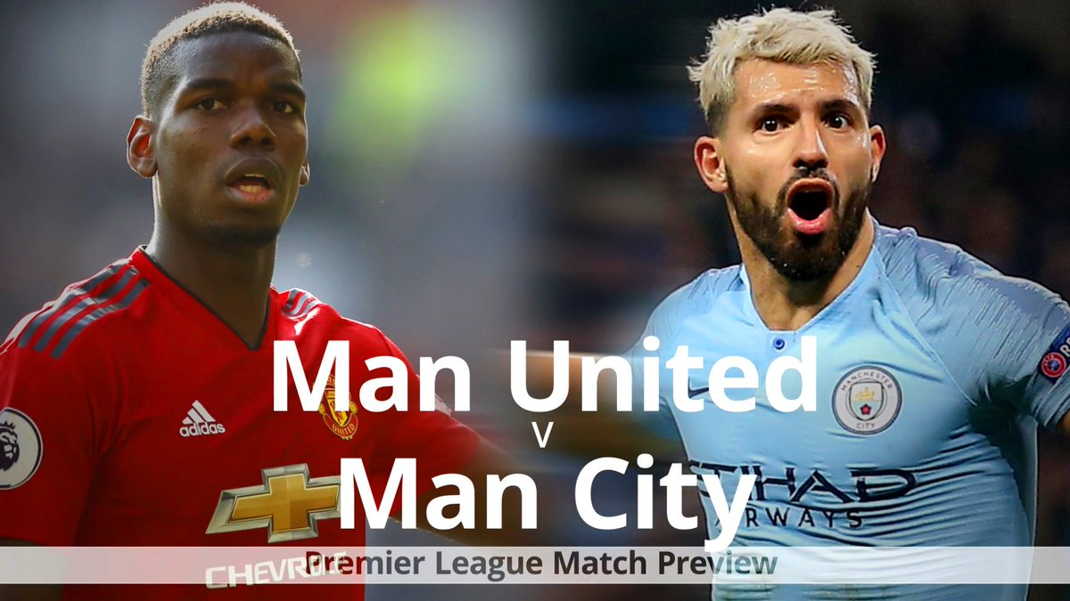 VIDEO - Man Utd v Man City - Premier League Match Preview - Manchester Derby https://youtu.be/IE_YCHN6wy8 PLEASE SHARE!