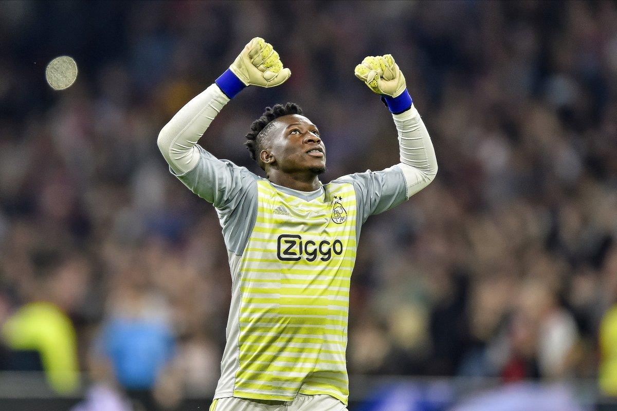 All #Ajax-fans feeling like...🙌  #ajavit