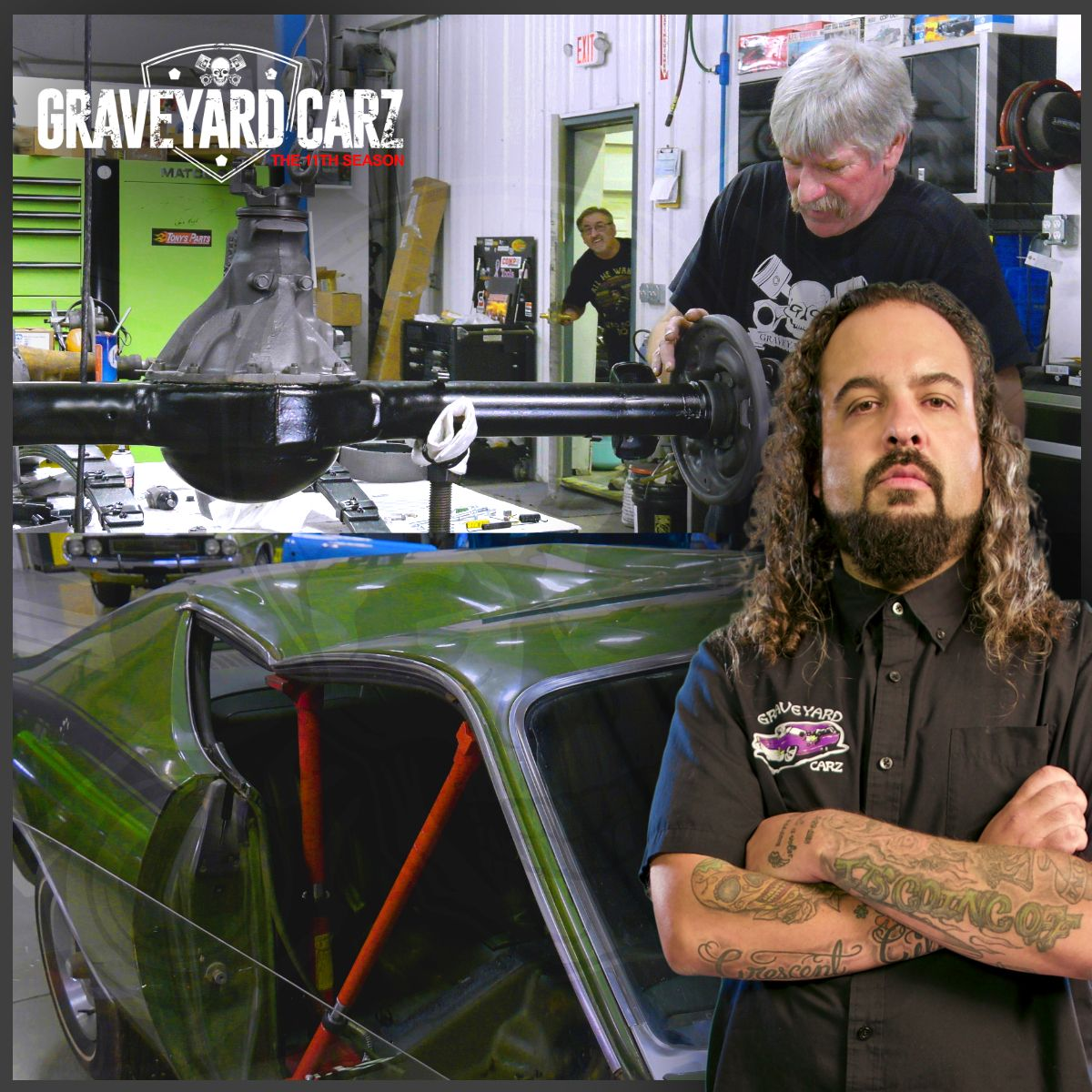 An all-new episode airs tonight on @MotortrendTV! Yesterday was also Will Scott&#39;s birthday! What&#39;s your favorite paint job he&#39;s done? #MotortrendTV #MoparOrNoCar #GYC #Mopar4Life #MoparNation #Motortrend<br>http://pic.twitter.com/KxNs1SKAvV
