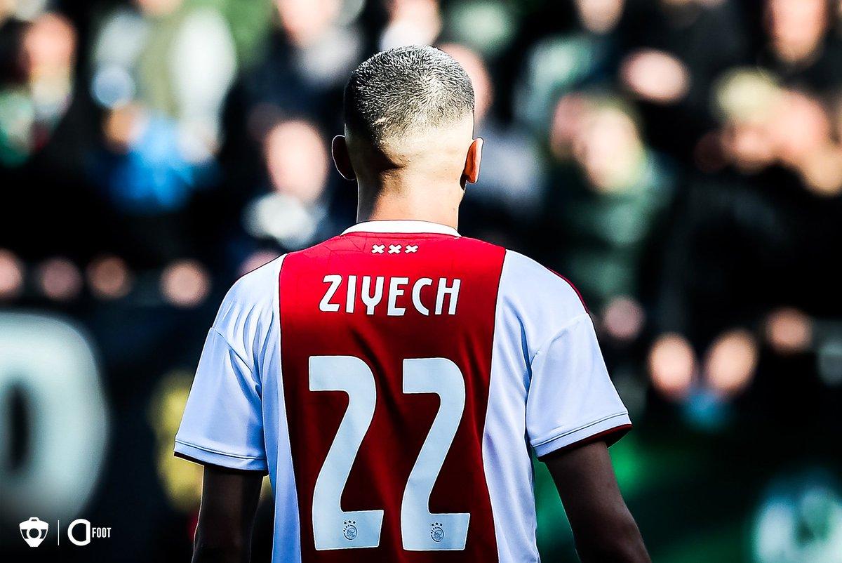 Hakim Ziyech a atteint la barre des 20 buts marqués cette saison toutes compétition confondues pour la première fois de sa carrière. 🇲🇦🔥