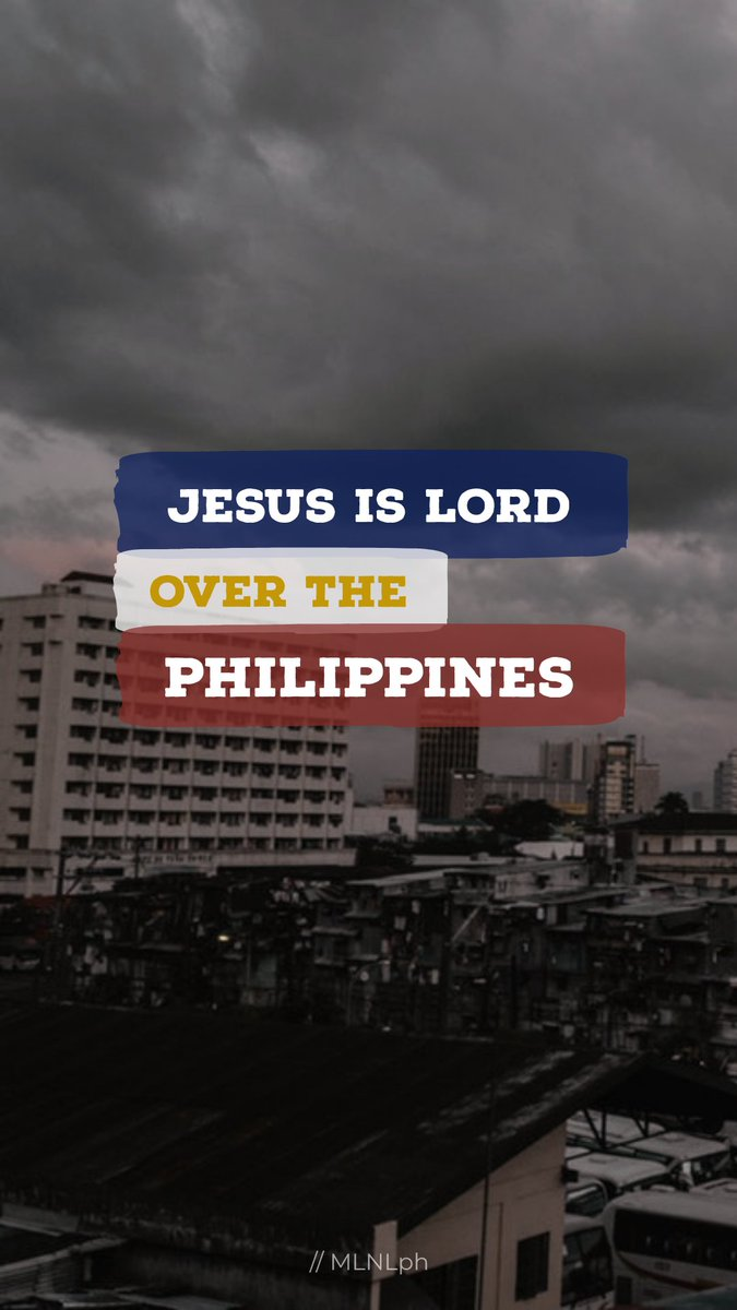 """God is bigger than earthquakes and fires. God is bigger than the """"big one"""" God is bigger.   #PrayForPhilippines"""