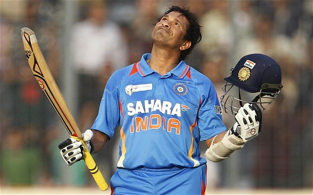 Happy Birthday \God of Cricket\ Sachin Tendulkar
