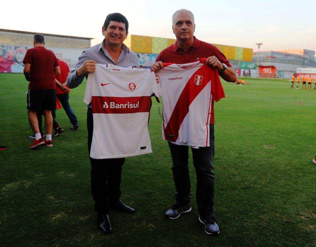 Federación Peruana de Fútbol's photo on Lozano