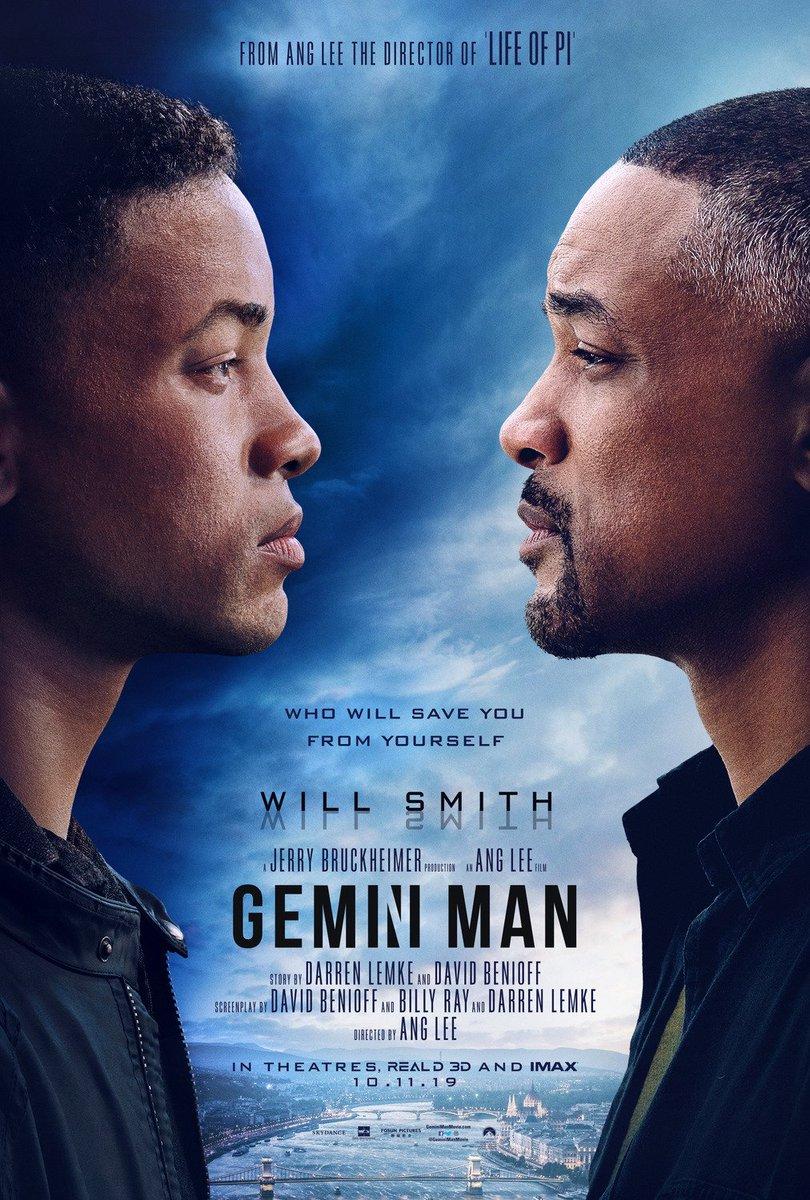 #OnlyFilmTrivia: #GeminiMan will mark director #AngLee's first sci-fi movie since #Hulk (2003).