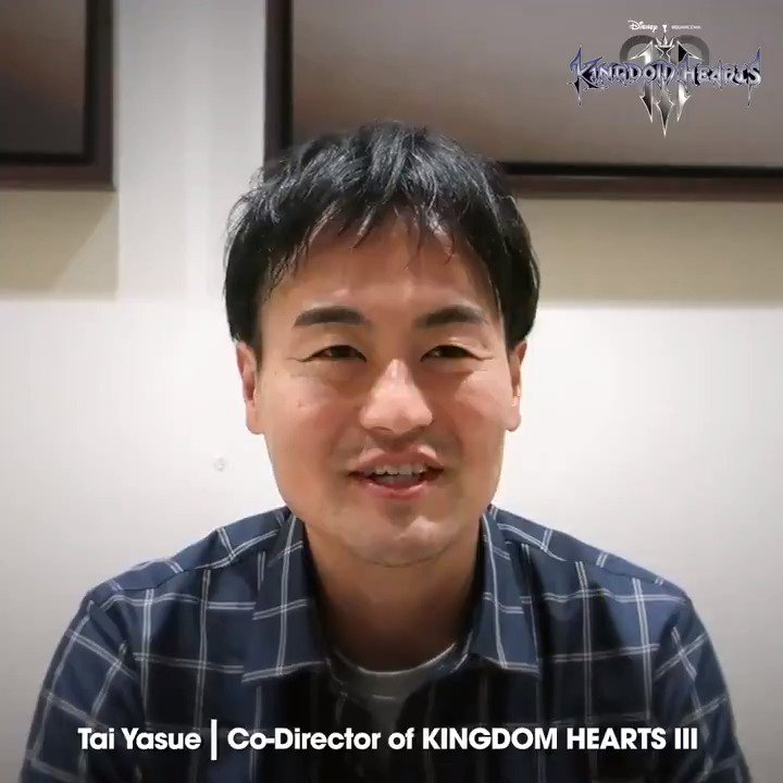 Critical Mode is here!🔥  To celebrate, check out this video message from #KingdomHearts III co-director Tai Yasue!