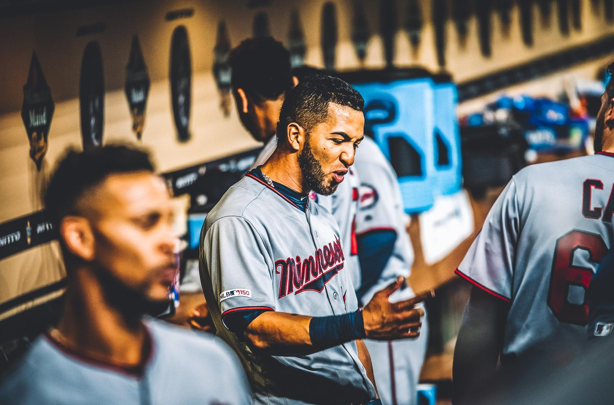 TFW you hit 7 homers in the past week.   #MNTwins  <br>http://pic.twitter.com/agpGvodjy6