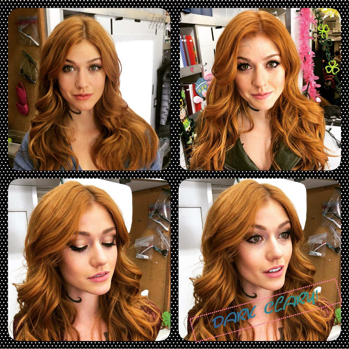 When the darkness finally takes over you get a make-oh-no- you-didn't-over! (Oh yes, yes she did!) @Kat_McNamara #Shadowhunters <br>http://pic.twitter.com/NOz0txj2fy