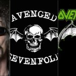 Image for the Tweet beginning: Overkill Frontman Comments on A7X