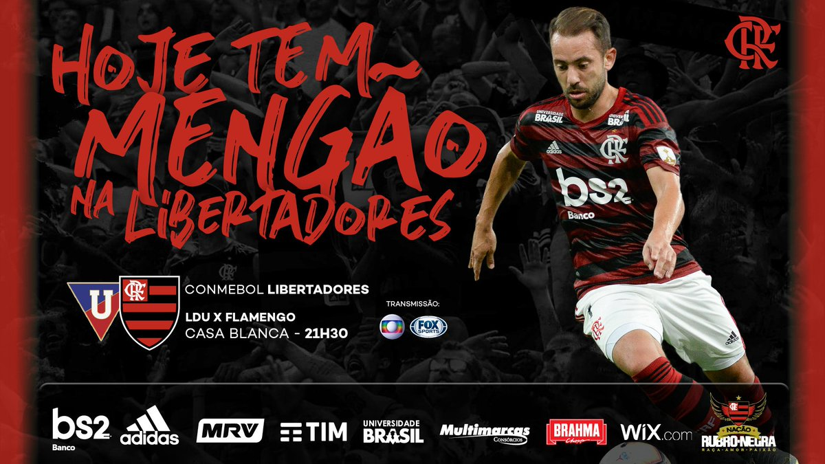 Flamengo's photo on #LDUxFLA