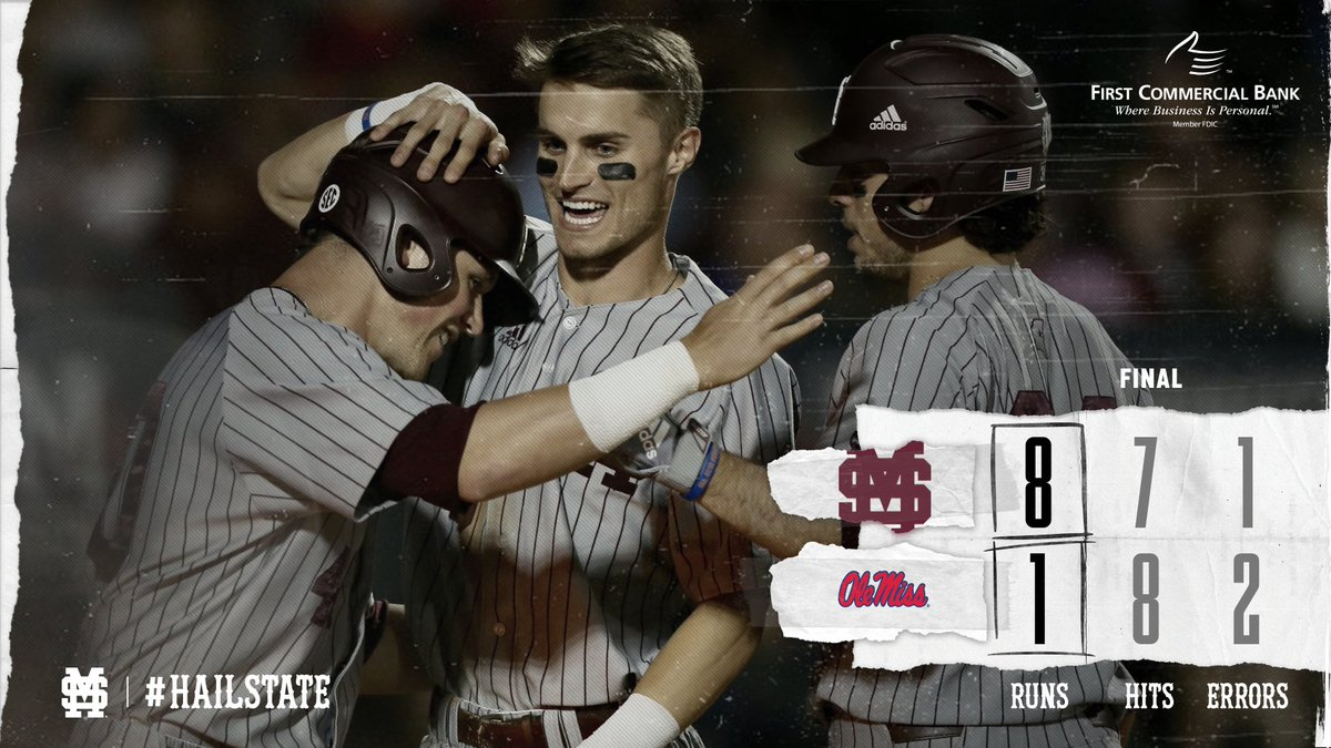 FOUR STRAIGHT!  The Governor's Cup is once again coming home to StarkVegas! 🏆  #HailState🐶