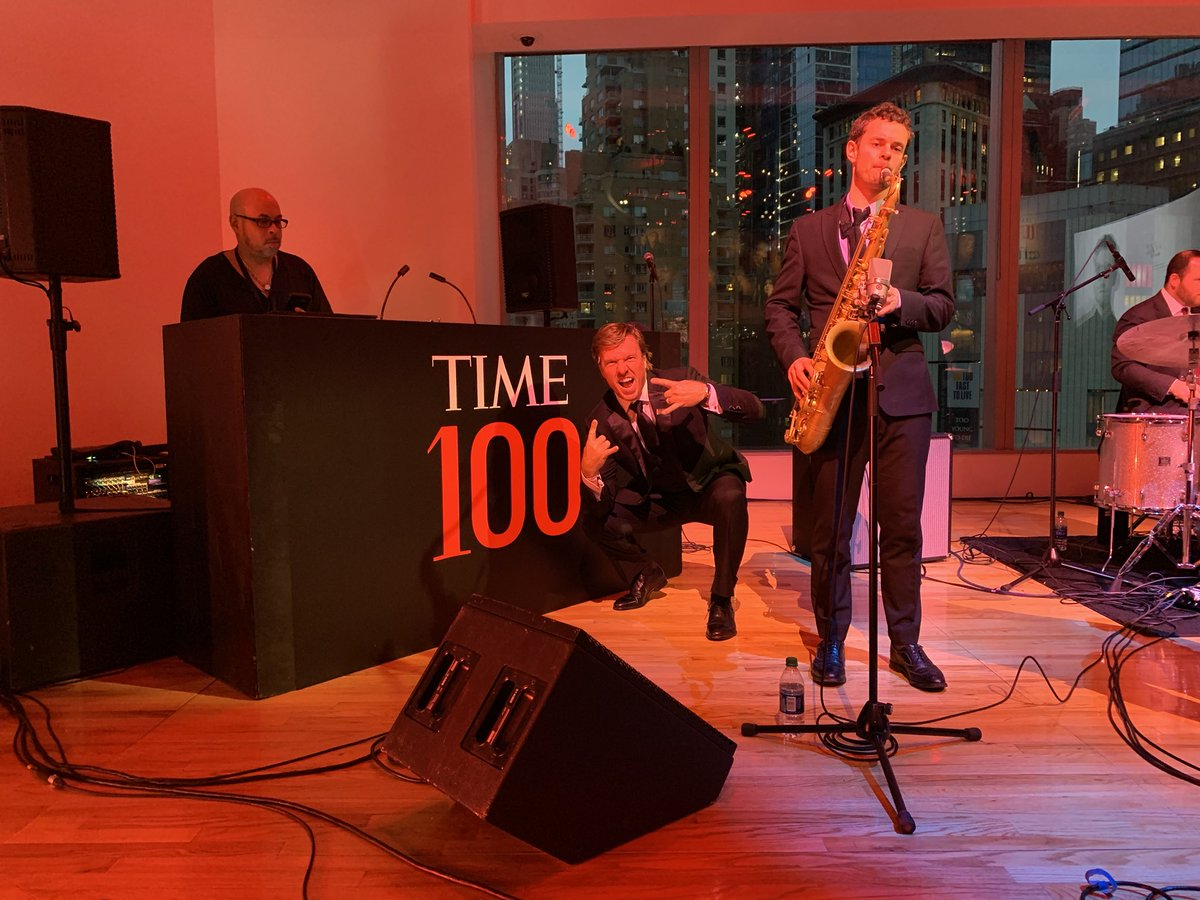 Umm ⁦@TIME⁩ #Time100 will never be the same.. #99??