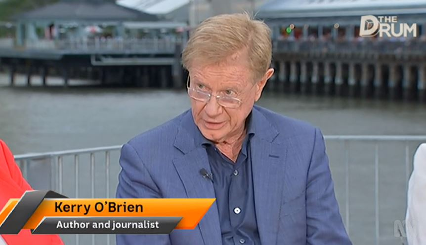 """""""While Scott Morrison desperately sprints around the country trying to make up ground, he&#39;s already in minority government. He&#39;s actually got to win a seat to be back in the game. There are 20 LNP seats under 5%, eight of them are in Queensland"""" Kerry O'Brien #auspol  #TheDrum<br>http://pic.twitter.com/NBUZkY4LZ9"""