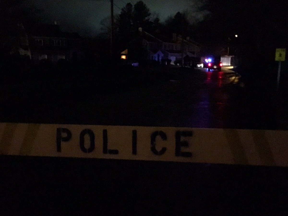 DEATH INVESTIGATION: @MassStatePolice and @NorthboroughPD are on scene at a home on Pond View Way. This is off of Solomon Pond Rd. #Boston25 <br>http://pic.twitter.com/AoRIDIawMz