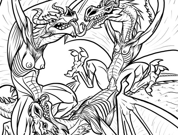 white dragon sex