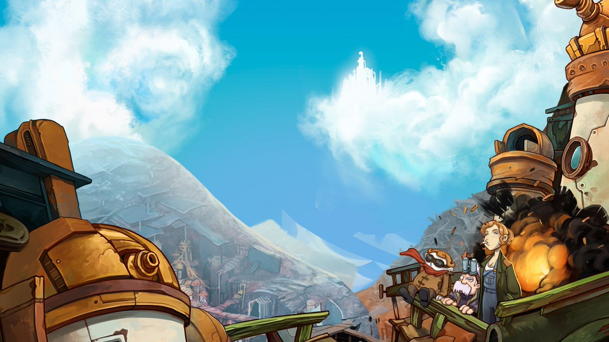 "Deponia from <a href=""https://twitter.com/daedalic"" rel=""nofollow"" target=""_blank"" title=""daedalic"">@daedalic</a> is now available for Xbox One <a href=""http://mjr.mn/EiALfK"" rel=""nofollow"" target=""_blank"" title=""http://mjr.mn/EiALfK"">mjr.mn/EiALfK</a> https://t.co/9lddktXFla."