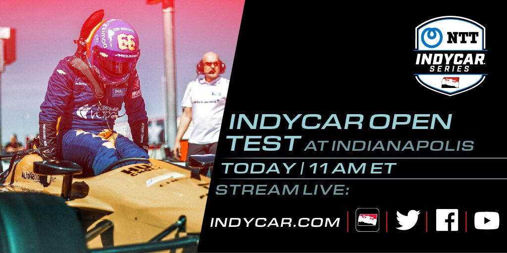 For those interested in @alo_oficial's second Indy 500 escapade
