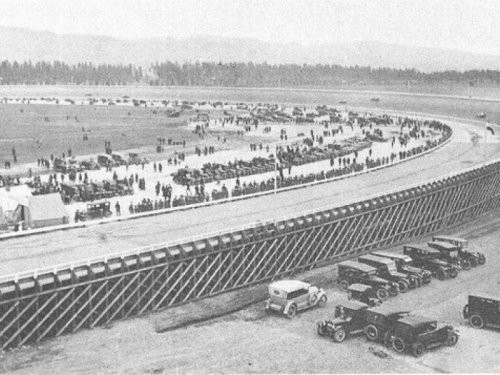 98 years ago today (24 April 1921) the first #motorcycle motorcycle races were held on the 1.25-mile board track at Beverly Hills, #California . Jim Davis won the main event on a Harley-Davidson. https://bit.ly/2p84IOv