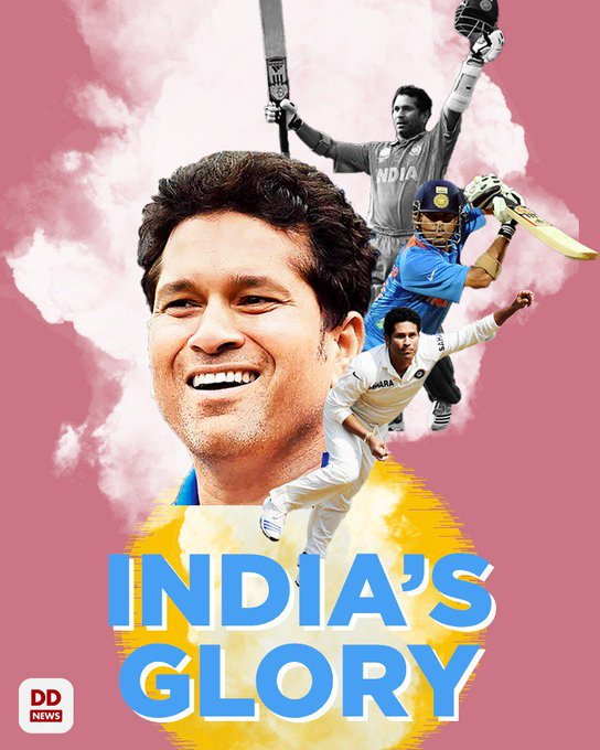 Wishing Master Blaster Sachin Tendulkar a very Happy Birthday.