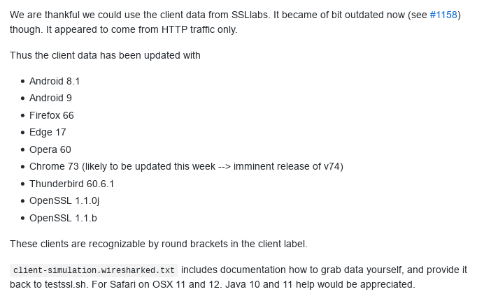 testssl tagged Tweets and Downloader | Twipu